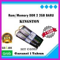Murah Ram Memory Pc Ddr 2 2Gb Kingston