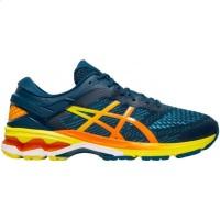 Sepatu Lari Original Asics Gel Kayano 26 Mako Blue 1011A712400
