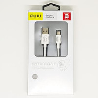 SKU-1119 KABEL USB TYPE C 1M MUJU 5A MJ-78 / CHARGE DATA ANDROID MJ78