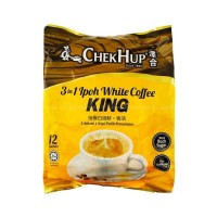 chek hup ipoh white cofee king 3 in 1