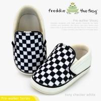 Prewalker - Sepatu Bayi | Freddie the Frog | Tony Checker White