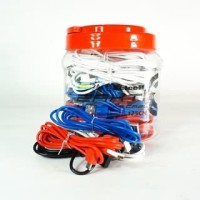 Kabel Zaxti Delcell In jar 125 Cm isi 40 pcs Fast Charger 2A