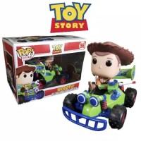 Funko POP! Rides Disney Toy Story - Woody with RC #56