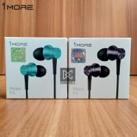 Headset / Earphone Xiaomi 1 More Piston Fit Original 100% - Biru
