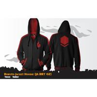 Jacket Anime Boruto Jacket Black Hoodie