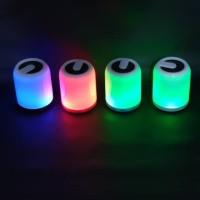 SPEAKER BLUETOOTH LED SMART TOUCH LAMP A1 LAMPU TIDUR