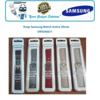Strap for Samsung Watch Gear S4/Sport 20mm Original Made in Korea!