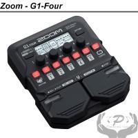 Zoom Multi Efek Gitar G1 Four Effect Guitar G1Four Original