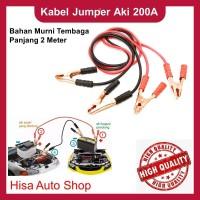 Kabel Jumper Aki Mobil 200 A