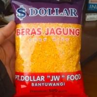 BERAS JAGUNG CAP DOLLAR 500 GRAM