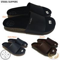 Sandal Selop Kekinian Slippers STEXEL Casual Handmade Terbaru Trendy