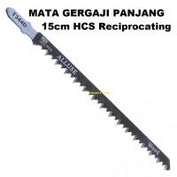 ST MATA GERGAJI PANJANG 15cm T344D HCS JIGSAW BLADE RECIPROCATING