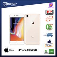 Apple Iphone 8 256GB Full handphone second