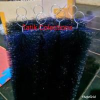 sikat brush hitam dan warna panjang 40 cm media filter kolam