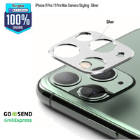 Ringke iPhone 11 / 11 Pro /11 Pro Max Camera Protector Steel Styling