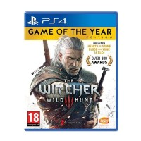 The Witcher Wild Hunt PS4 - PS 4 The Witcher III - PS4 The Witcher 3