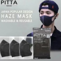 Original PITTA Mask Motor Masker anti Debu