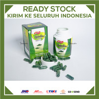 Masker Wajah Walatra Spirulina Plantesis Original Herbal
