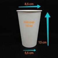 paper cup 16oz hc.