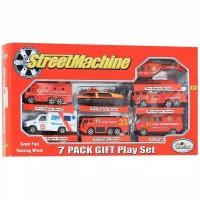 Mainan Mobil Mobilan, 7 pack GIFT, play set