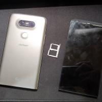 LCD + Tutup Belakang (Backdoor) + Sim Tray LG G5