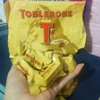 Toblerone Chocolate Mini Satuan Import