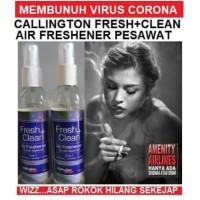FRESH+CLEAN 3 IN 1 AIRCRAFT AIR FRESHENER : PARFUM PESAWAT UNTUK MOBIL