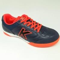 Paling Populer Sepatu Futsal Kelme Original Land Precision Navy/Red
