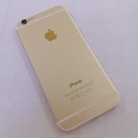 HANDPHONE SECOND IPHONE 6 ORIGINAL INTERNAL 64 GOLD FULLSET