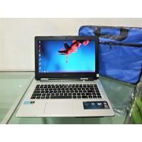 Laptop Gaming Asus K46C Core i5 Ram 4GB HDD 500GB Mulus like new