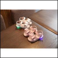SH1997 Chubby Toodler Sepatu sandal anak Perempuan LAMPU impor Murah