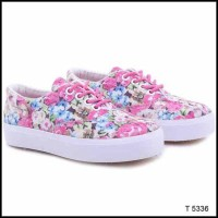 Sepatu Anak Cewek T 5336 Toddler