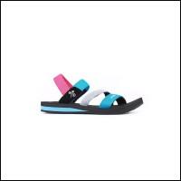 Omiles Elsa Teen Sandal Anak-Anak-Blue Fuchsia