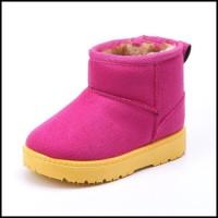 Sepatu Boots Thermal Winter Anak Musim Dingin