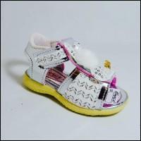 Sepatu Sandal Pesta Anak Perempuan Lokal Bunny Bulu Usia 1 2 3 Tahun
