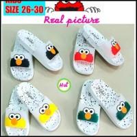 (size 26-30) Sandal elmo karet import alina