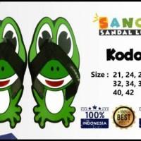 Sandal Sancu Karakter kodok