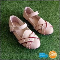 Wenda Sepatu Balet Anak Remaja Cantik Anti Slip