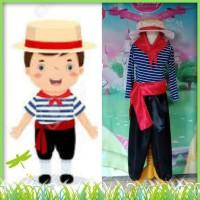 hoot sale Baju Kostum Italy-Baju Negara-Italy Putra - 2-3 tahun