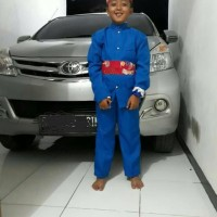 hoot sale Pakaian Anak Adat Betawi Jakarta terjamin