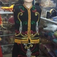 hoot sale Baju Dayak // baju adat Kalimantan timur SMA - Dewasa