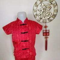 hoot sale C13 Baju Cheongsam Anak 0-6thn / Dress Setelan Imlek Sinchia
