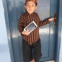 hoot sale Baju Surjan Anak / Baju + Celana + Blangkon / L, XL, XXL