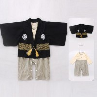 hoot sale Baju Kostum jepang baby boy  Japan Kimono romper bayi Jumper