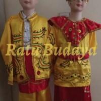 hoot sale Baju Adat Banjar Anak terjamin