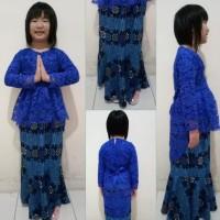 hoot sale Stelan Kirana Kebaya Kartini Blouse Brukat Dan Rok Duyung