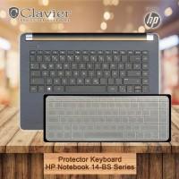 Keyboard Protector Cover HP 14-BS124TX BS128TX BS129TX Silikon