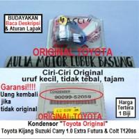 Kondensor Condenser Original Toyota Untuk Kijang Grand Super Kapsul