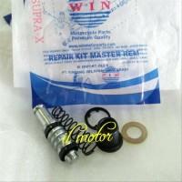 Repair Kit Seal Master Rem Suzuki Satria Fu - Smash - Shogun 125 - T