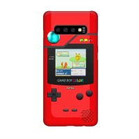 Hard Case Nintendo Red Game Boy Samsung Galaxy S10 I S10+ Plus